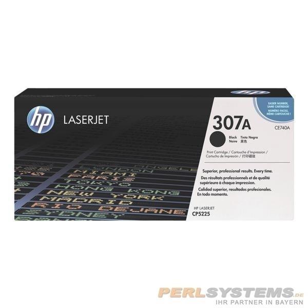 HP 307A Toner Black für Color LaserJet CP5220 CP5225
