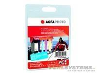 AGFAPHOTO CBCI6SET Canon BJC8200 SET 31,5ml+4x17ml