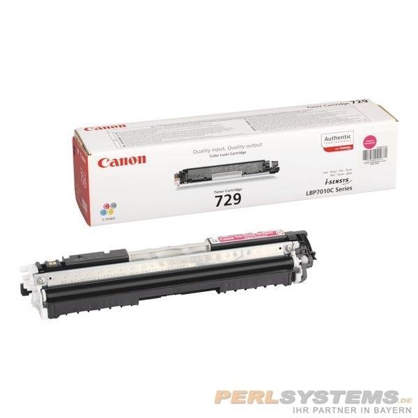 Canon 729 Toner Cartridge Magenta LBP-7010C 7018 7810C 4368B002