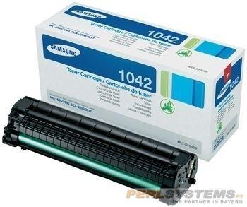 Samsung Toner Black MLT-D1042S für ML1660 ML1865W SCX3200