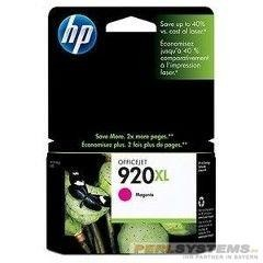 HP 920 XLTinten Magenta für HP OJ6000 OJ6500 OJ7000