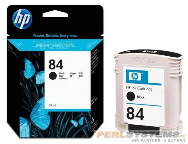 HP 84 Tintenpatrone schwarz DesignJet 10ps 120