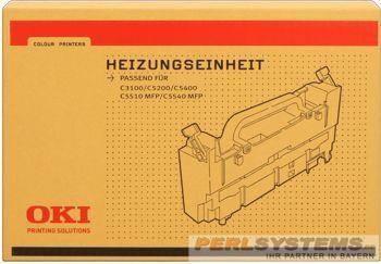 OKI Fuser für C3100 C3200 C5200 C5250 C5400 C5450 C5510 C5540