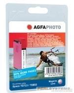AGFAPHOTO ET071/089M Epson SX100 Tinte 13ml Extra Life Chip magenta