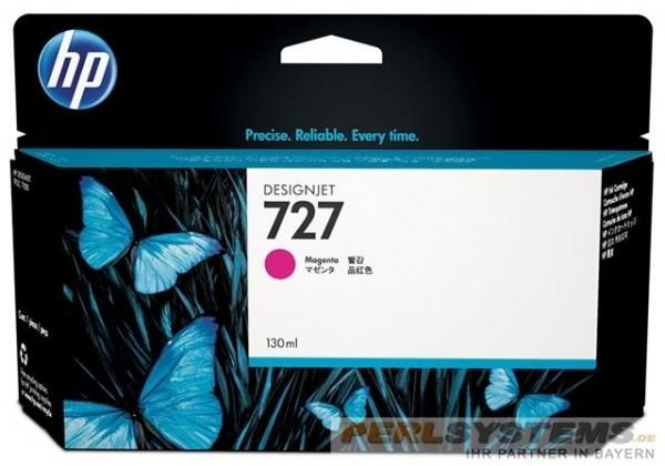 HP 727 Tinte Magenta für DesignJet T920 T1500 T2500
