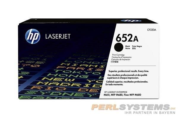 HP 652A Toner Black HP Color LaserJet Enterprise M651 M680