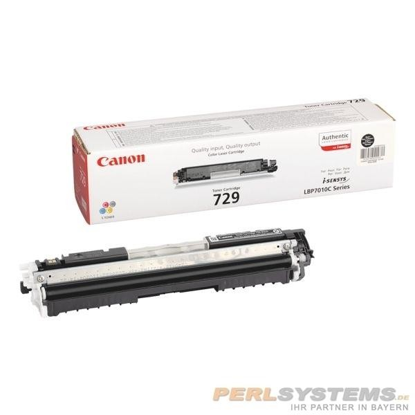 Canon 729 Toner Cartridge Black LBP-7010C 7018 7810C 4370B002