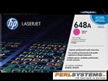 HP 648A Toner Magenta für Color LaserJet CP4025 CP4525