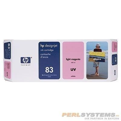 HP 83 Tinte Magenta hell UV No.83 DSJ5000