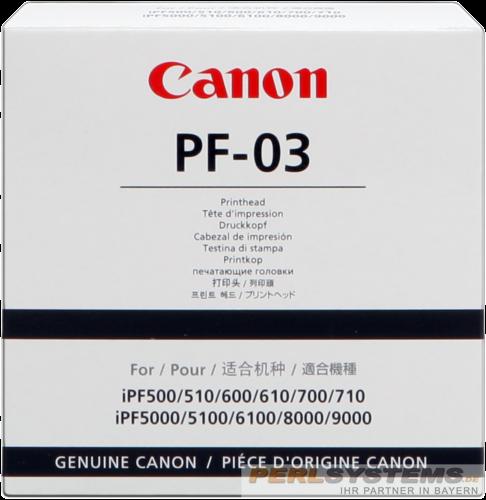 Canon PF-03 Druckkopf Standardkap. iPF 810 iPF815 iPF820 iPF825