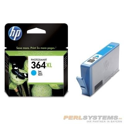 HP 364XL Tintenpatrone Cyan für 3070 OJ4610 C5300