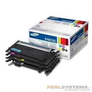 Samsung CLP320 CLP325 CLX3185 - 4 Toner Rainbow Kit