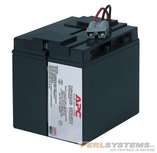 APC Original Ersatzbatterie RBC7 für BP1400I, SU1400INET, SU700X SUA1500