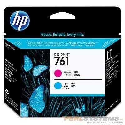 HP 761 Druckkopf magenta-cyan für DesignJet T7100
