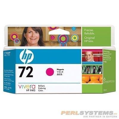 HP 72 Tinte Magenta für DesignJet T700 T1100 T1200 T1300
