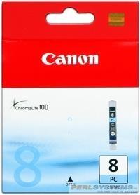 Canon Tinte Photo Cyan CLI- 8PC iP4200 iP5200 MP500 MP800
