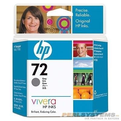 HP 72 Tinte grau für DesignJet T1200
