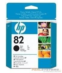 HP 82 Tinte schwarz No.82 DesignJet 510 DNJ111