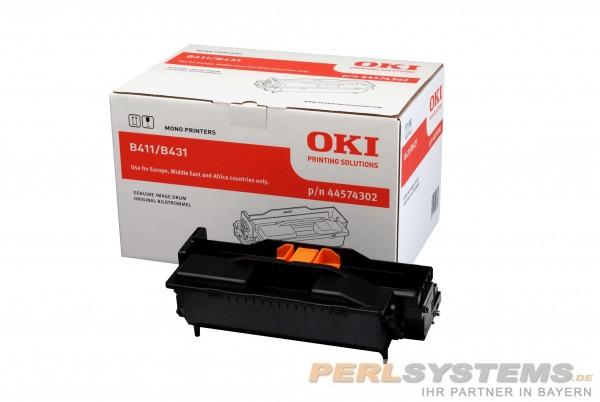 OKI 44574302 Bildtrommel  B411 B431D B431DN MB461 MB471 MB492 MB562