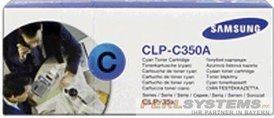 Samsung C350A Toner Cyan für CLP-350N