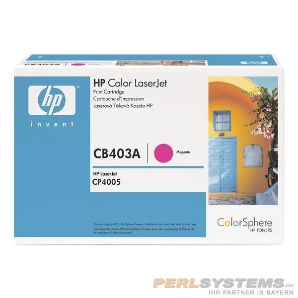 HP 642A Toner Color LaserJet CP4005 CP4005N Magenta