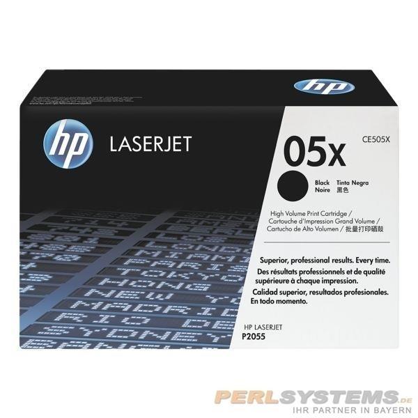 HP 05X Toner Black HC für LaserJet P2055