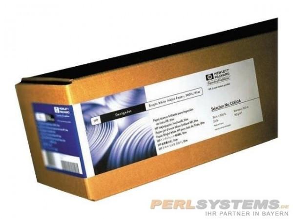 """HP Rollenpapier hochweiß Bright White Inkjet Paper A1 Breite 24"""""""