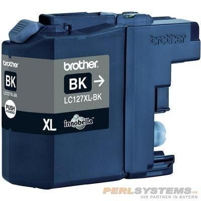 Brother Tintenpatrone Black LC127XLBK MFC-J4510DW