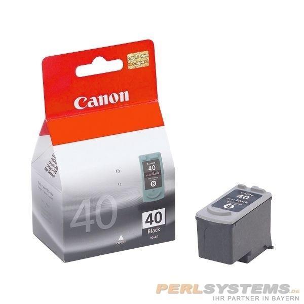 Canon PG-40 Tinte Black Druckkopf