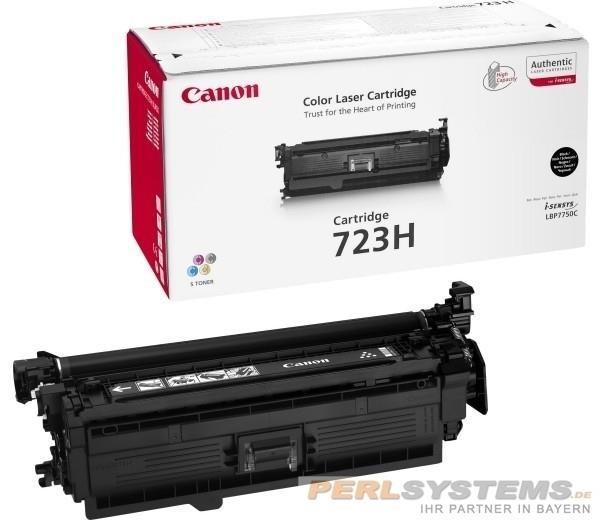 Canon 723 Toner Cartridge Black HC LBP-7750CDN 2645B002