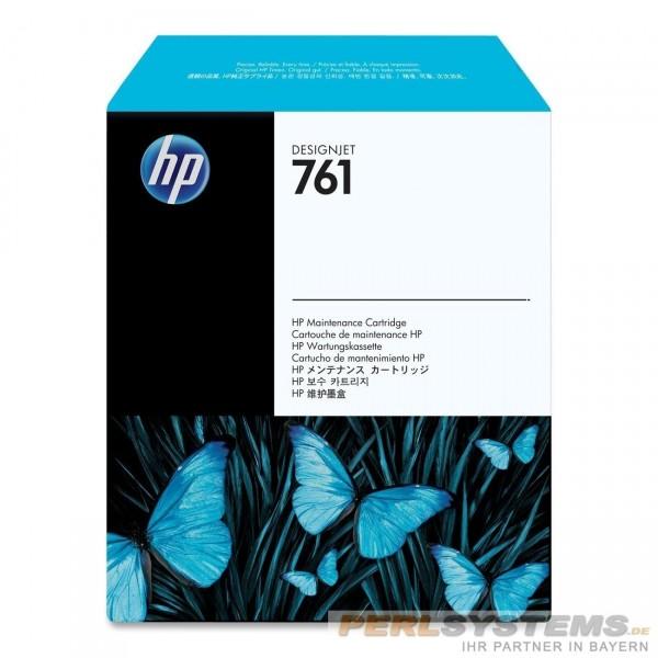 HP 761 Maintenance Cartridge farblos für DesignJet T7100 T7200