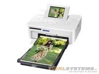 CANON Selphy CP810 Fotodrucker schwenkbares 6,8cm 2,7Zoll LCD