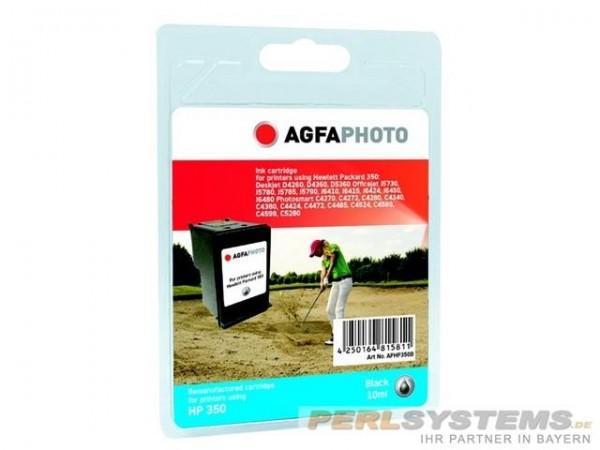 AGFAPHOTO HP350B HP OJ5780 Tinte Black