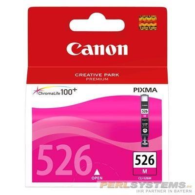 Canon CLI-526 Magenta für Pixma IP 4850 4950 MG5150 5250 8150 MX715 885