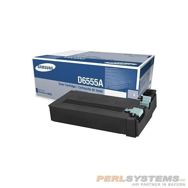 Samsung Toner D6555A Black für SCX6555N SCX6545N