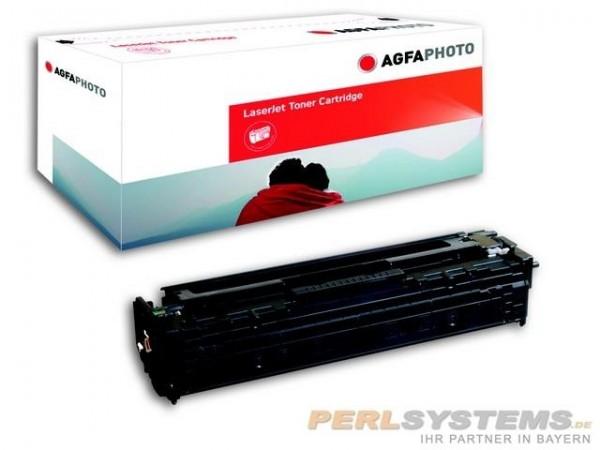 AGFAPHOTO APTHP540AE HP.CLJCP1215 Toner Cartridge black 125A